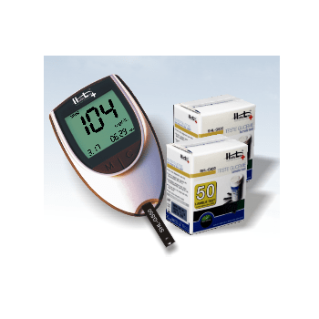 Glucometru Healthy Line SHL-G800